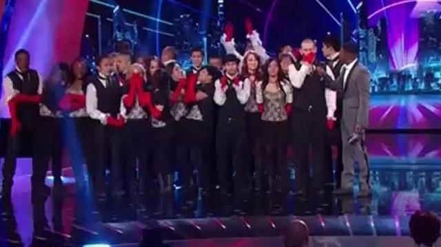 YouTube Show Results, p1 ~ America's Got Talent 2012-0