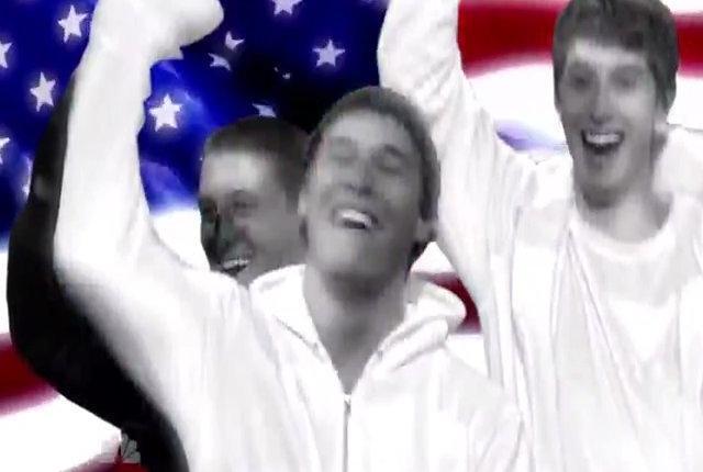 Fighting Gravity ~ America's Got Talent 2nd Semi-finals
