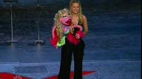 America's Got Talent Meghan Miller in Vegas