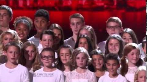 America's Got Talent 2014 Quarterfinal 4 Results 5