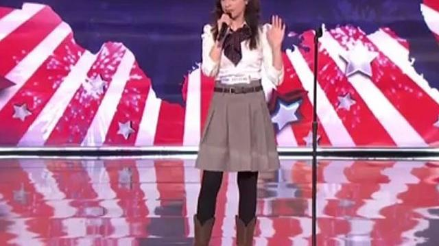 Melissa Villasenor, 23 ~ America's Got Talent 2011, Seattle Auditions-0
