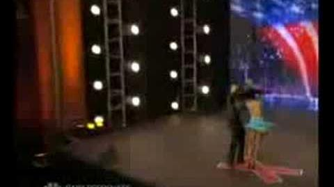 Junior and Emily - America's got Talent 2008