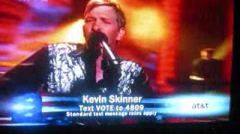 Kevin Skinner's Final America's Got Talent Performance