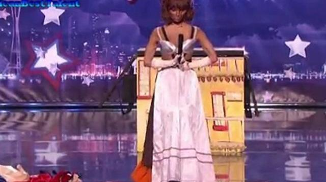 Narcissister, 39 ~ America's Got Talent 2011, New York Auditions-0