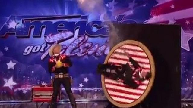 The Rhinestone Ropers ~ America's Got Talent 2011, Houston Auditions