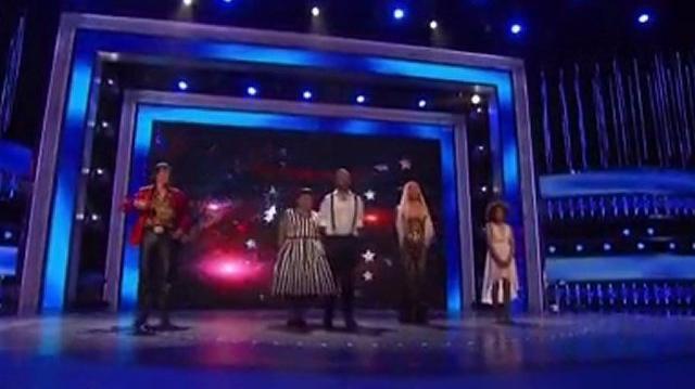 Top 48 Results (Q3) ~ America's Got Talent 2011 LIVE (p3)-0