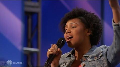 Americas Got Talent 2016 Jayna Brown 14 Y.O