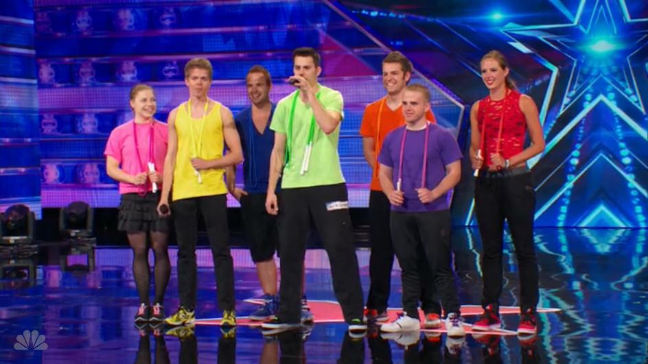 Flight Crew Jump Rope | America's Got Talent Wiki | Fandom powered ...