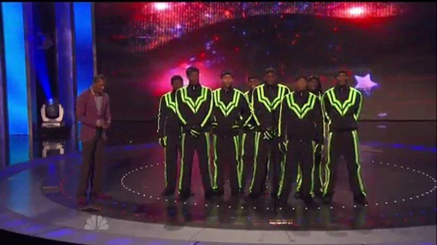 Attack Dance Crew, Top 48 (Q2) ~ America's Got Talent 2011 LIVE
