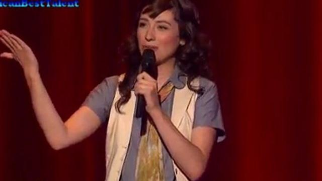 Melissa Villasenor, Semi-Finals ~ America's Got Talent 2011-0