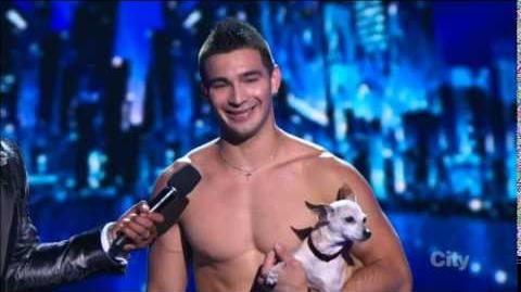 America's Got Talent 2014 Quarterfinal 3 Christian Stoinev & Scooby
