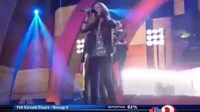 Bria Kelly, YouTube Show ~ America's Got Talent 2012-0
