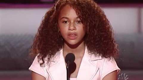 America's Got Talent - Alexis Jordan 2