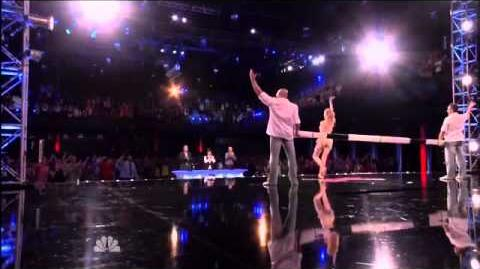 Sandou Trio Russian Bar, 25-43 ~ America's Got Talent 2011, Houston Auditions-0