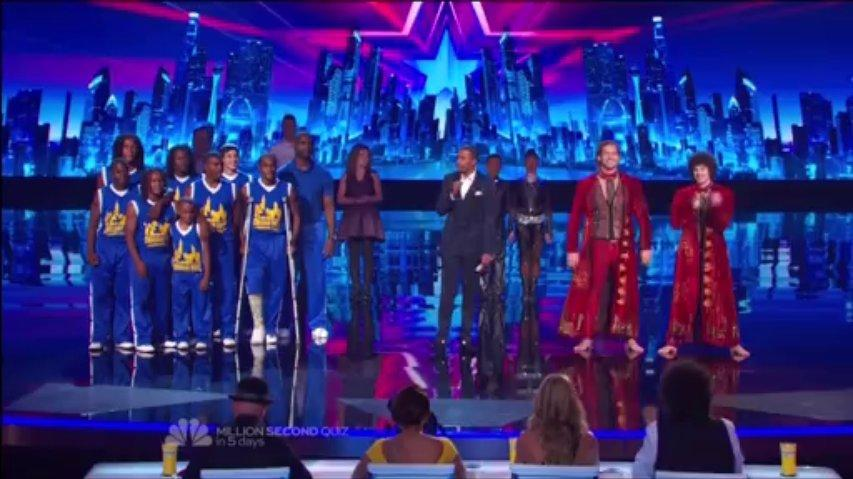 8 & 9 12 advance to The Finals ~ Agt 2013