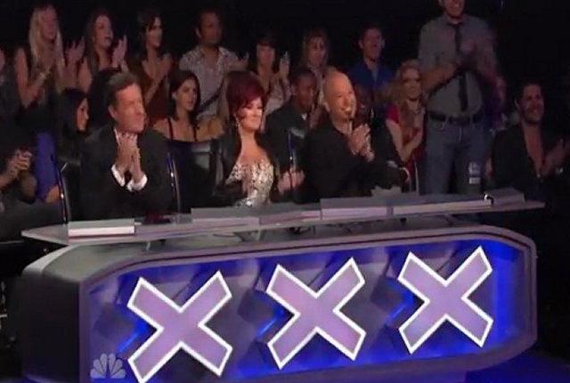 Christina & Ali ~ America's Got Talent TOP 10-0