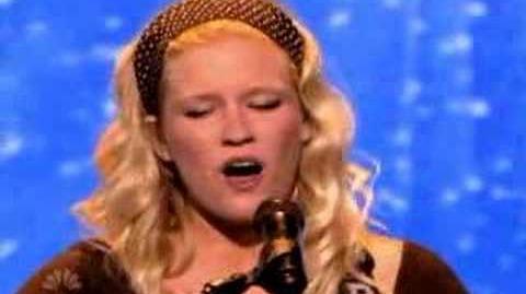 Fallon on America's Got Talent (Rd
