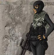 Militen aquila aurea mercenary by shabazik-d6nzajl