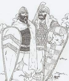 Kanov warriors Gorbegeos by shabazik-d2od2m6