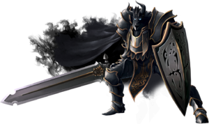 Dark Knight AW Render