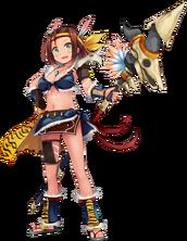 Tigre Render