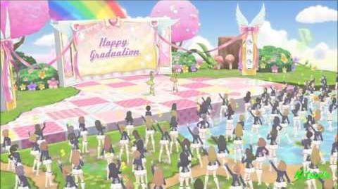 【HD】Aikatsu! - episode 74 - Otome & Sakura - Original Star☆彡【中文字幕】