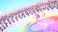 Mezashite Aikatsu! - 28 senjyō b 1
