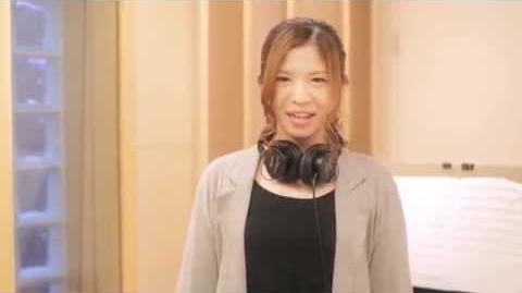 AIKATSU☆STARS! もな オーディション応援メッセージ