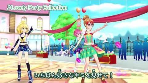 スターライトクイーンカップMV♪ LovelyPartyCollection