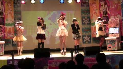 テレビアニメ「アイカツ!」エンディングテーマ「カレンダーガール」