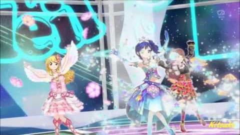 【HD】Aikatsu! episode 40 Soleil Signalize!【中文字幕】 10Youtube com