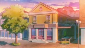 Aikatsu ichigo's home