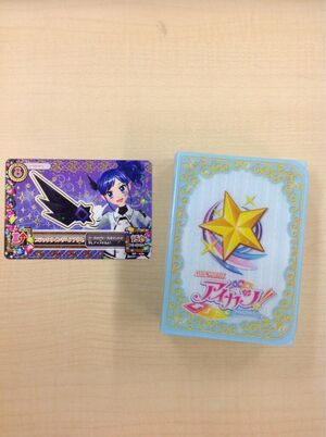 Cardcase Blue 2