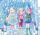 """TV Anime/Data Carddass """"Aikatsu Stars!"""" Insert Song Singiel 4 - Zimowa Kolekcja"""