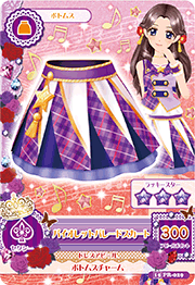 violet parade coord aikatsu wiki fandom powered by wikia