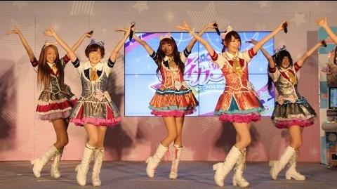 STAR☆ANISがミニライブ 「アイカツ!真夏のLIVE&大発表ステージ」(2)