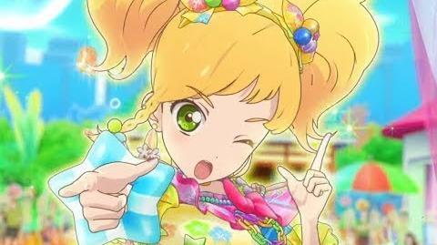 Aikatsu Stars! ep67 Yuzu Stage アイカツスターズ!67話