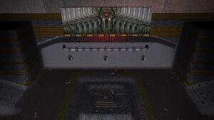 Underground plant gates