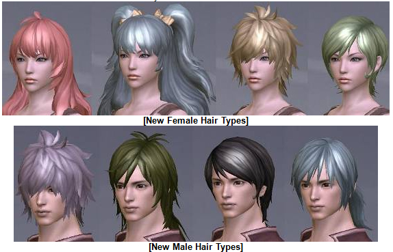 New hairstyles 2-0 preview