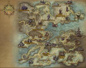Beluslan map