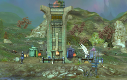 Anturoon Sentry Post