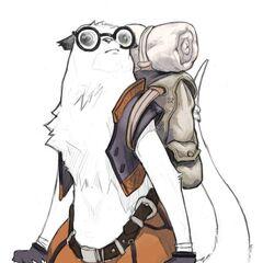 Typical Shugo explorer.