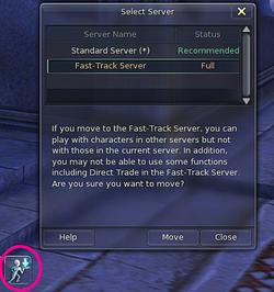 Fast track options