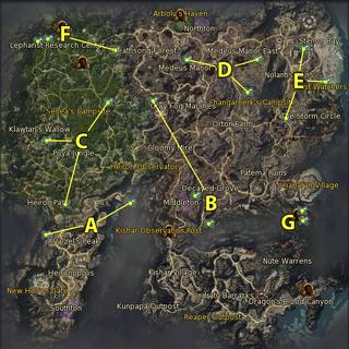 Heiron exits (exact locations)