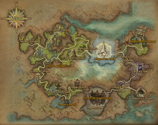 Altgard map