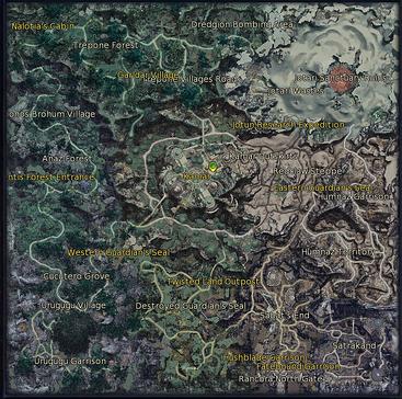 Sarpan Map