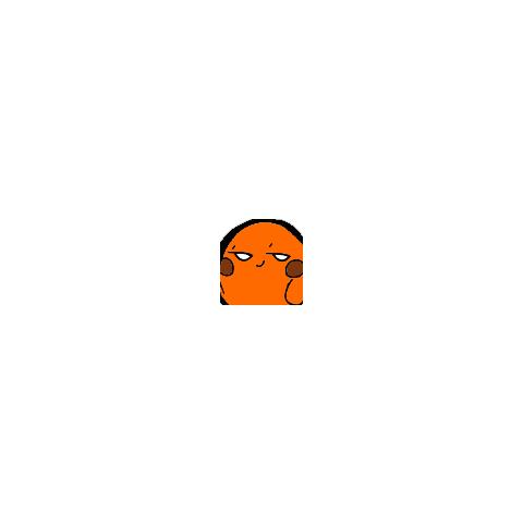 smug orange by soopermawio