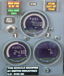 Fuel gauges smiths