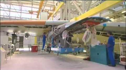 A380 from dream to reality final assembly