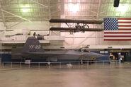 Lockheed-Boeing-General Dynamics YF-22 USAF